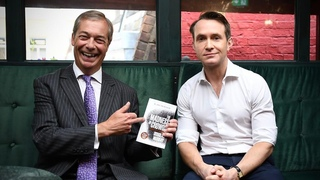 Nigel Farage meets Douglas Murray | Stepping Up with Nigel Farage #3
