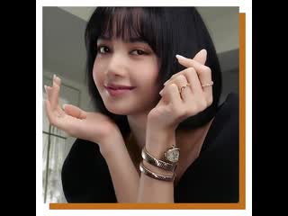 Lisa  Bvlgari (marie claire Korea)