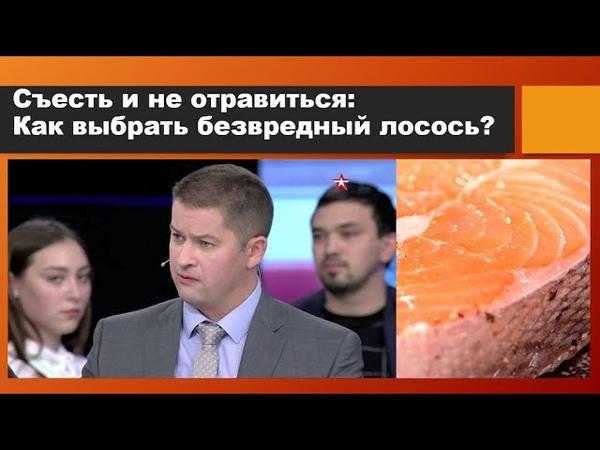 Профессор Еделев Д А Открытый эфир Звезда Съесть и не отравиться Как выбрать безвредный лосось