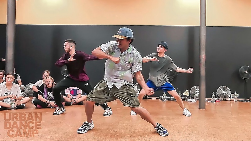 Middle Child J Cole Lyle Beniga Choreography ft Dylan Kevin URBAN DANCE CAMP
