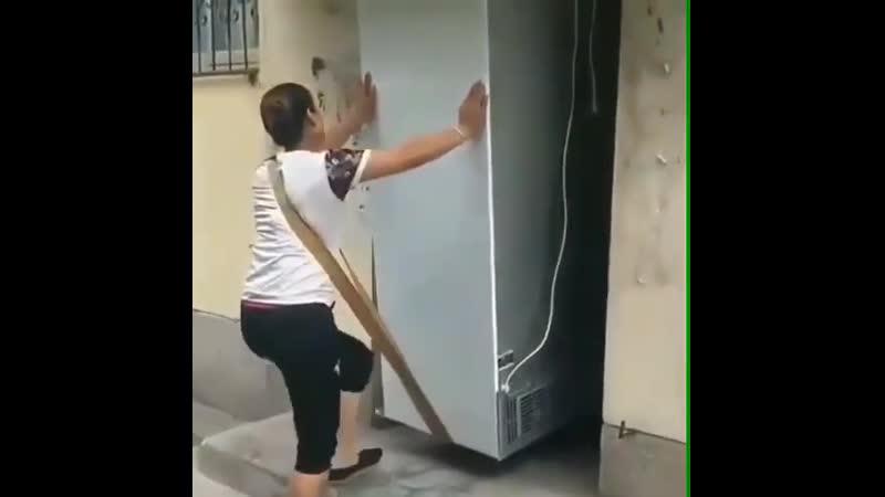 Ремни чтобы было удобно нести большие объекты