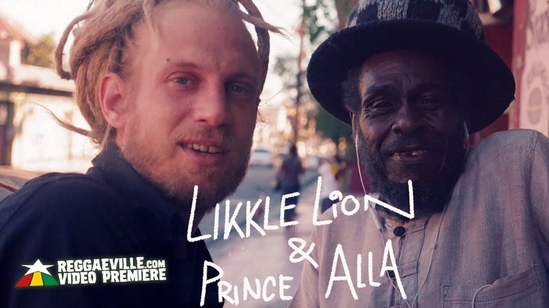 Likkle Lion feat Prince Alla Stronger Dub aDUBta Version Official Video 2020