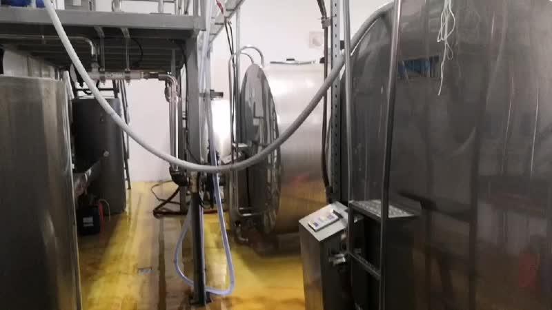Как охлаждают молоко в п Новое Атлашево таванен