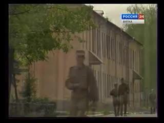 На территории  военного авиационно-технического училища (КВАТУ) (1998 г.)
