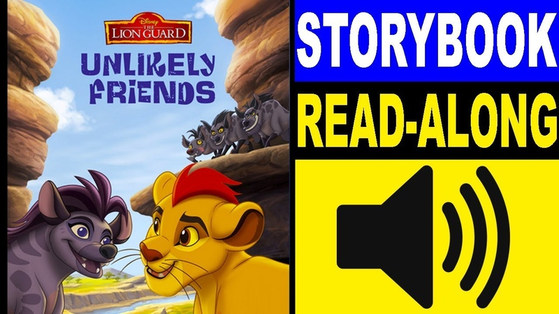 The Lion Guard Read Along Story book   Read Aloud Story Books for Kids   Kids Story Books