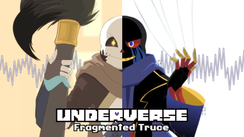 Underverse OST Fragmented Truce