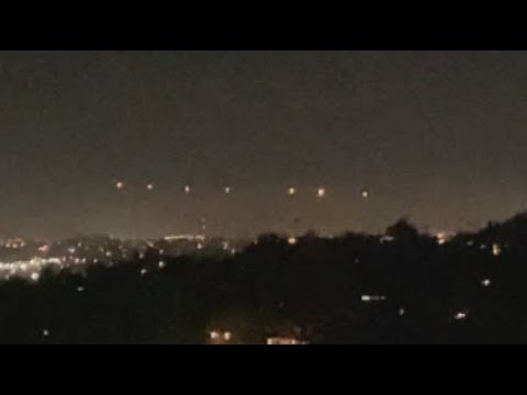 Several UFO Orbs Witnessed Filmed From Three Different Vantage Points March 31 2020