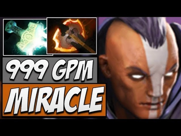 Liquid.Miracle Antimage - 9221 MMR | Dota 2 TI9