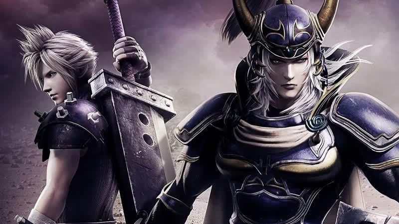 Dissidia FF NT Финальная битва Кинематографический ролик English PS4 Pro
