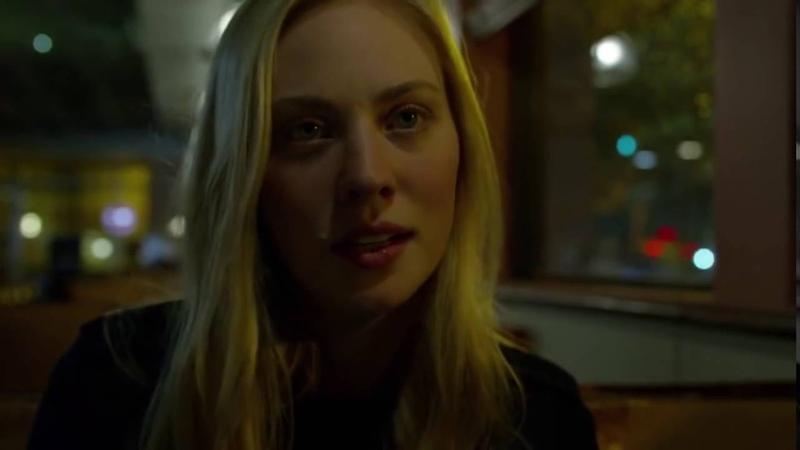 Marvel's Daredevil Frank Castle and Karen Diner Scene