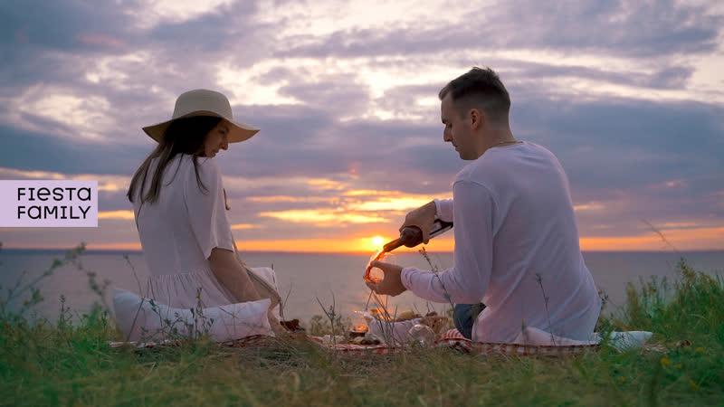 Love story | Иван и Дарья | FiestaFamily