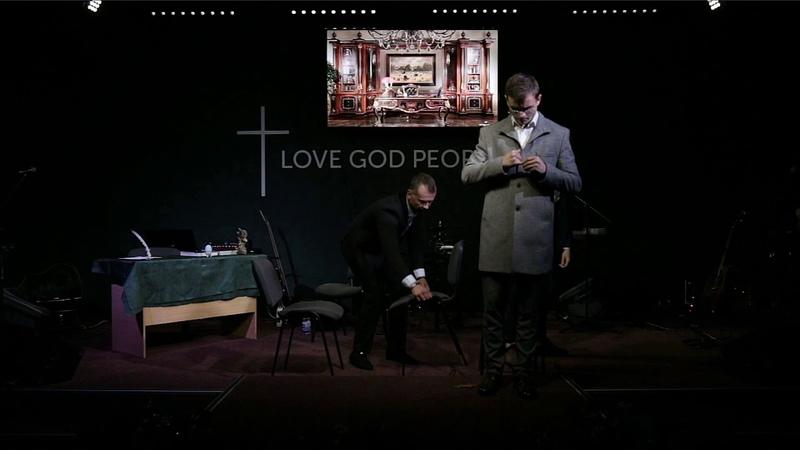 Постановка по рассказу О Генри Золото и любовь