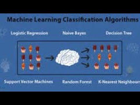 Machine Learning Classification Week 11 Cohort 8