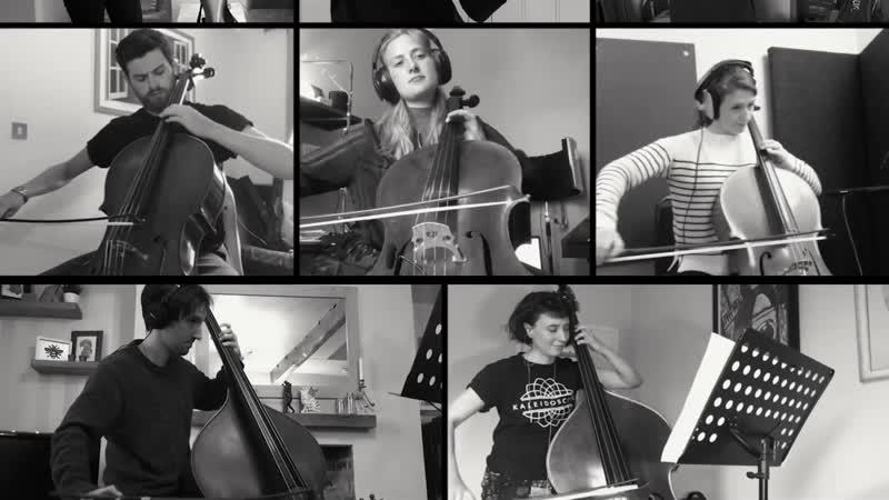 CamelPhat ARTBAT feat. Rhodes - For a Feeling (Kaleidoscope Orchestra) (ft x vs)