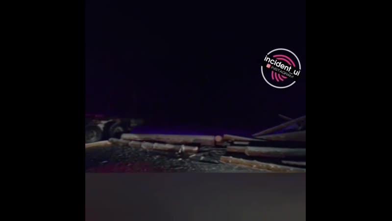 В Братском районе следователи выясняют обстоятельства ДТП с рейсовым автобусом 17 февраля около 4 часов утра на трассе А 331 В