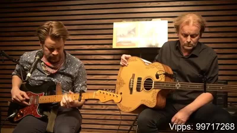 03 / 21 / 20 - Moskus Sessions : Trond Helge Johnsen