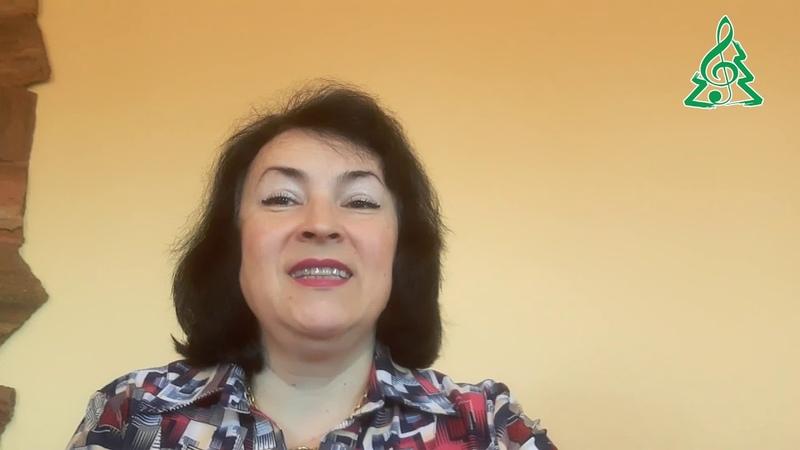 Наталия Капустина вокальная студия Родная песня Беседа о хоре Пятницкого