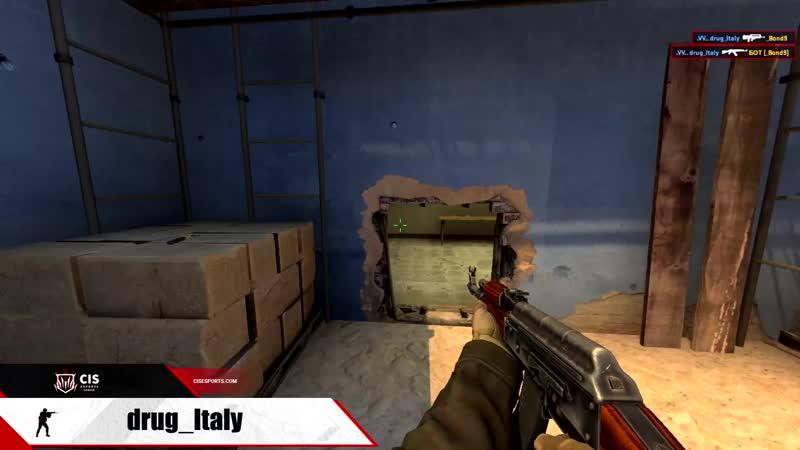 CIS BRONZE DIVISION drug Italy