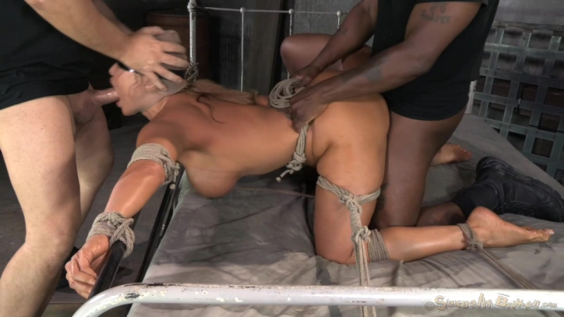 Sexually Broken August 15, 2014 Ava Devine Matt Williams Jack ( BDSM, БДСМ,