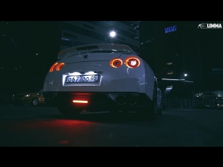 ZD / MOSCOW CITY NISSAN GTR LIMMA