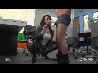 $ Имеет свою секретаршу японку в колготках|азиатка|минет|секс|milf|asian|japanese|girl|porn|sex|blow_job|Heyzo|1155|Rei Kitajima