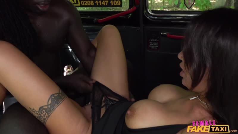 Fake Taxi Driver Lesbian