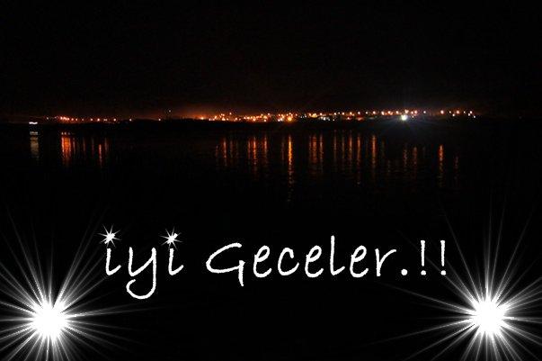 Картинки добрый вечер на турецком языке