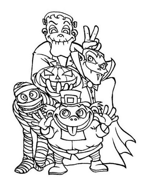 Предлагаю вам серию раскрасок для мальчиков 4 часть — из ...