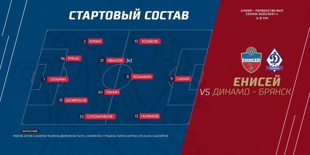 ФК «Енисей» | Красноярск