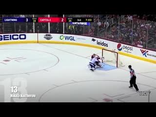 30-ка легендарных голов российских игроков в НХЛ