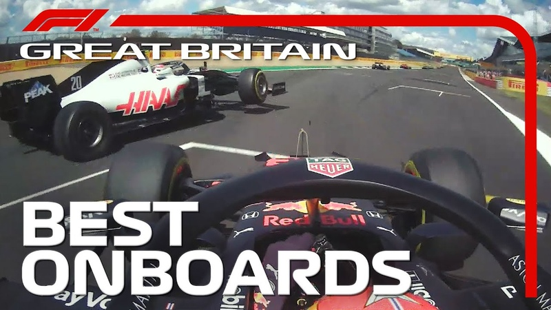 A Nail Biting Finale And The Top 10 Onboards 2020 British Grand Prix Emirates