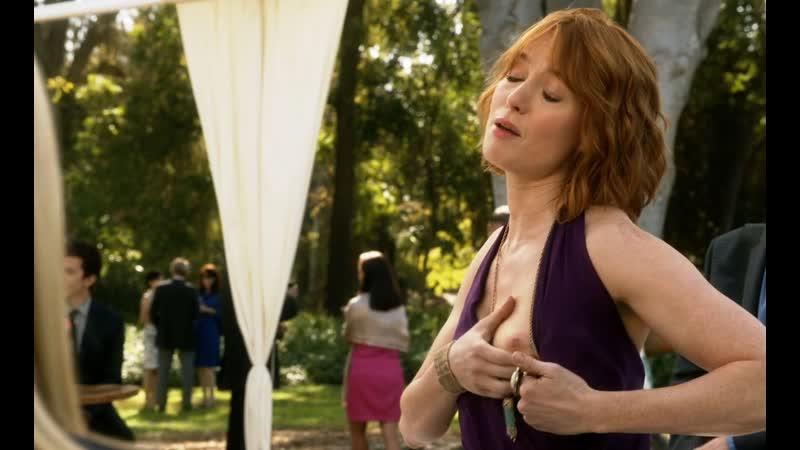 Алисии Уитт Alicia Witt голая в сериале Обитель лжи House of Lies 2015 Сезон 4 Серия 5 s04e05