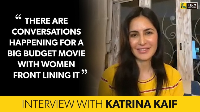Katrina Kaif On A Female Led Film Franchise Her Mop Review More Anupama Chopra Film Companion