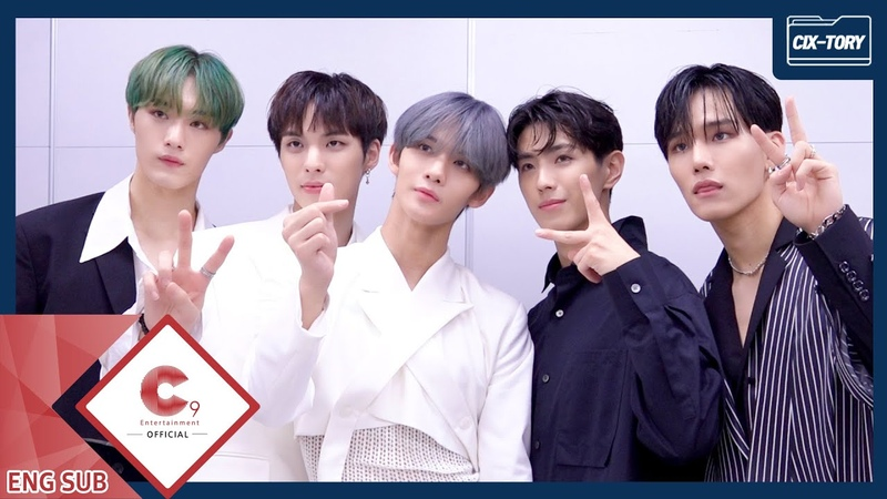 CIX tory STORY 43 Dream Concert CONNECT D Behind