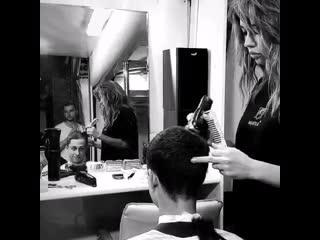 Когда мама привела в парикмахерскую Рифмы и Панчи