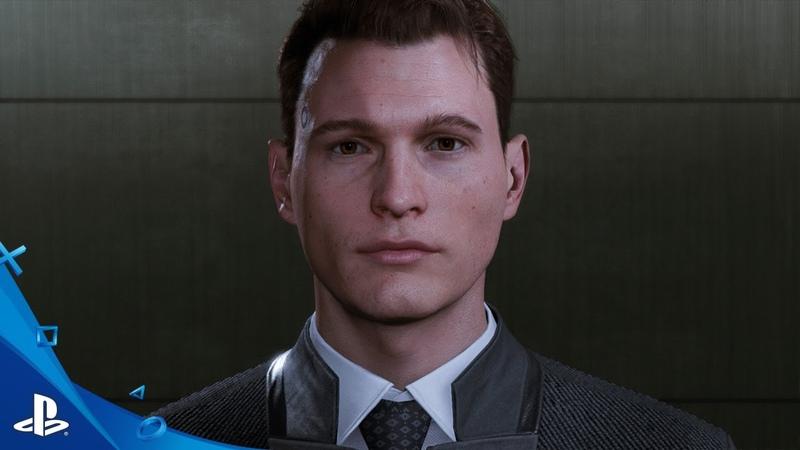 Detroit Become Human Трейлер c E3 2016 на русском Только на PS4