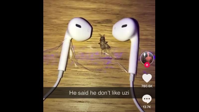 That's how we love Uzi
