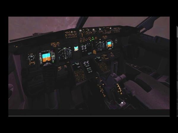 Как садить BOИNG 730 800 на полосу в Х Plane 11 в хорошем качестве