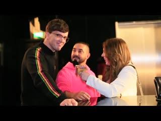 Сергей Матвиенко и Арсений Попов о сексе с бабушкой, поцелуях с мужчинами и алко