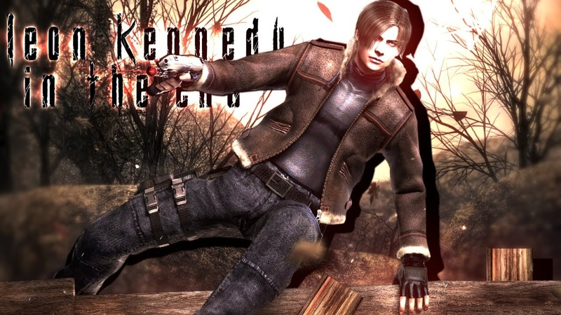 Leon Kennedy - In The End 「MV」