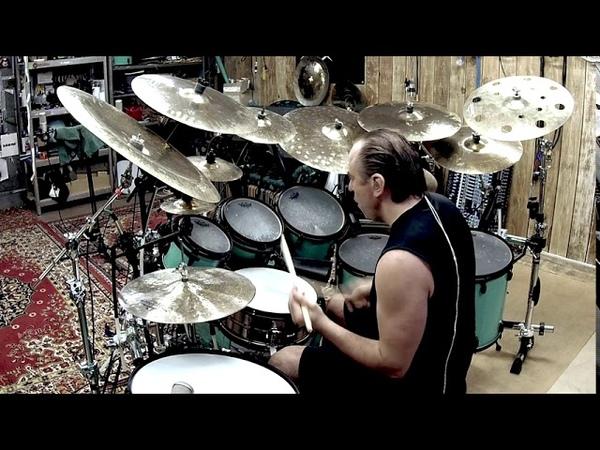 TigranHamasyan VARDAVAR Drum version Aleksandr Murenko