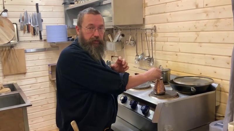Герман Стерлигов показывает как готовить натуральный какао