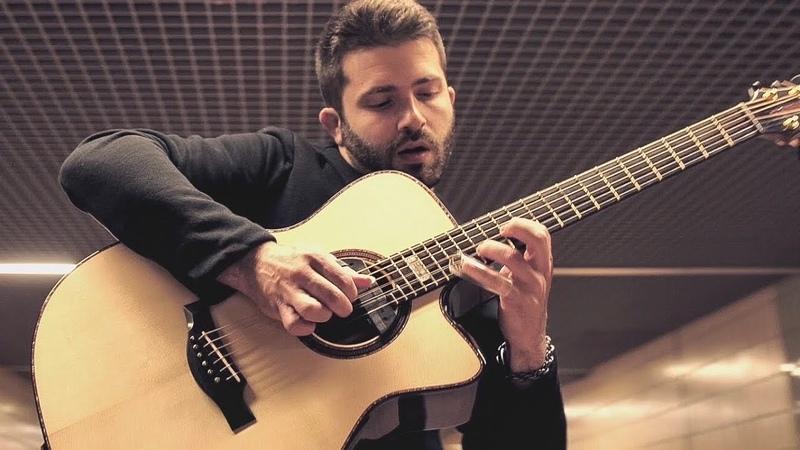 LED ZEPPELIN Whole Lotta Love on Acoustic Guitar Luca Stricagnoli
