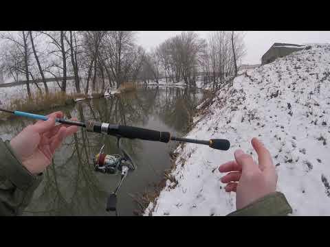 Обзор на воде Johncoo Vivid 2 II L UL fishing rod спиннинга с Aliexpress