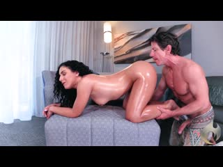 Liv Revamped - Oiled Angel [All Sex, Hardcore, Blowjob, Gonzo]