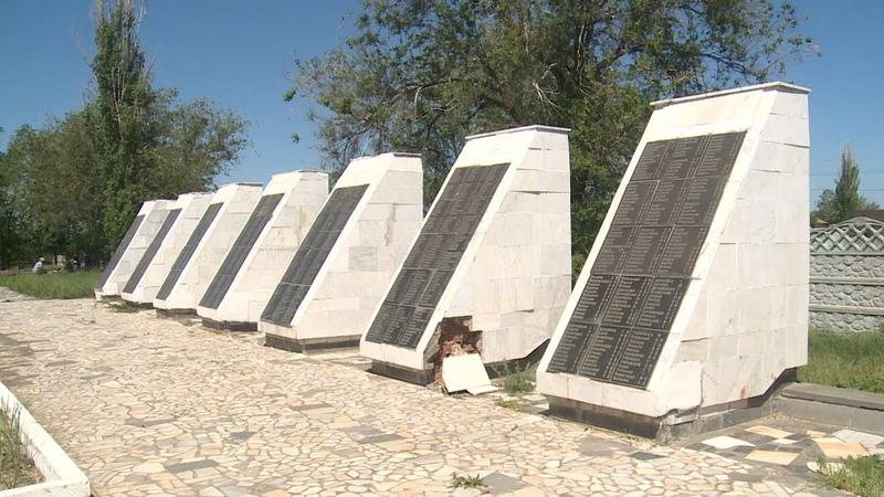Братская могила защитников Сталинграда в поселке Майском ждет реконструкции