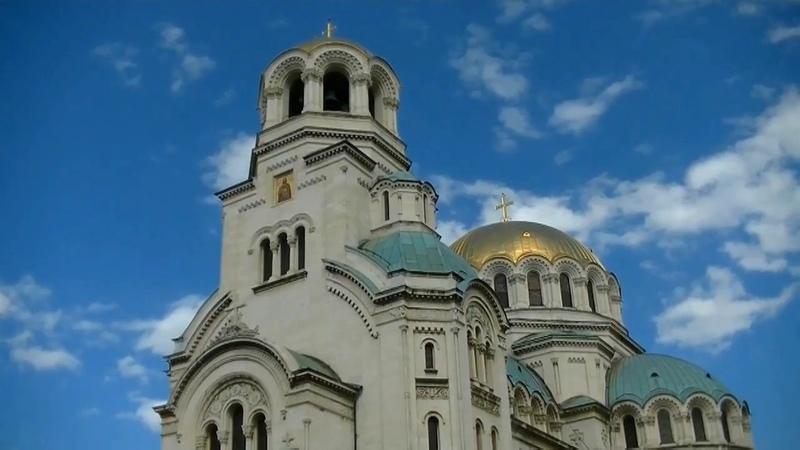 Достопримечательности Болгарии Храм Александра Невского