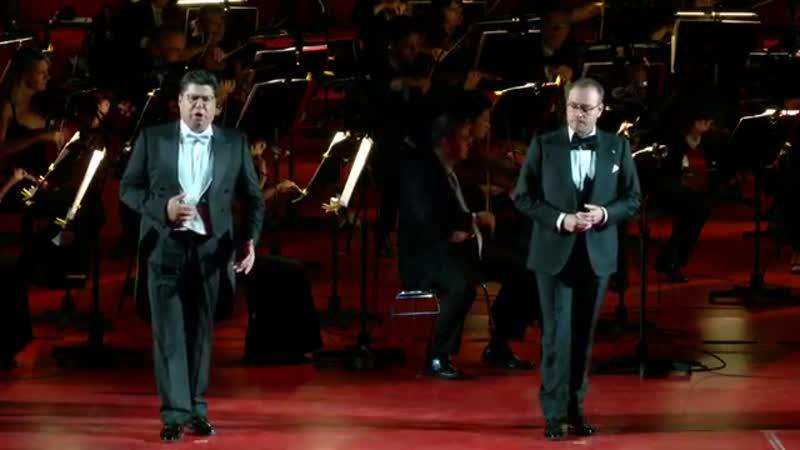 Verdi Gala Francesco Meli Luca Salsi Dio che nell'alma infondere Don Carlo, Atto