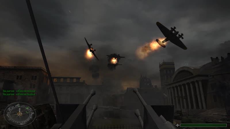Proхождение Call of Duty UO 9 Kharkov Final