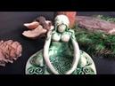 Колдовской подсвечник «Первородная Женская Сила». Обзор Магазина Магии Кудеса - Чудеса
